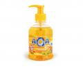 AQA baby Жидкое мыло для детей Янтарная лагуна 300 мл