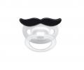 Happy Baby Соска-пустышка силиконовая Silicone pacifier Усы