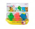 Munchkin Игрушка для ванны Школа рыбок