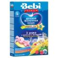 Каша Беби Premium 3 злака: малина мелисса