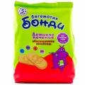 Печенье Бонди Бегемотик 0.180 обогащенные железом с 5 месяцев