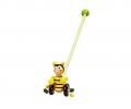 """Игрушка деревянная """"Каталка Пчелка"""""""