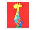 """Мозаика """"Сложи картину"""" Жираф"""
