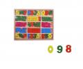 Счетный материал: цифры и фигуры 105143
