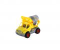 Игрушки Полесье Автомобиль-бетоновоз желтый