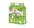 Детские подгузники на липучках YokoSun Eco размер S (3-6 кг) 70